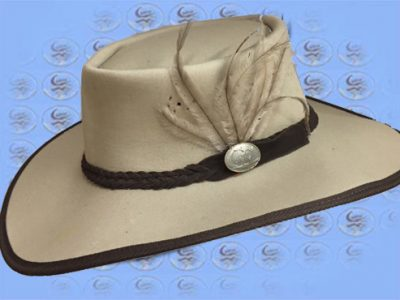 BILLABREEZE Aussie MADE Canvas-Breezeway HAT-CUTANA HAT