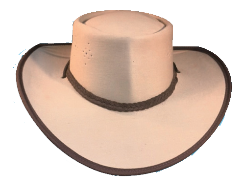 Aussie Bush Hats for All :: Leather, Crocodile Dundee Hats